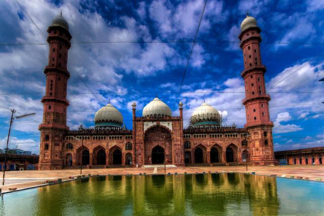 Мечеть Тадж-ул