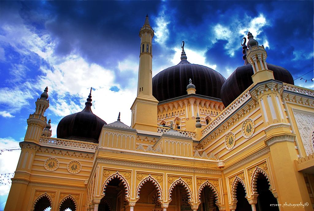 Мечеть Захир