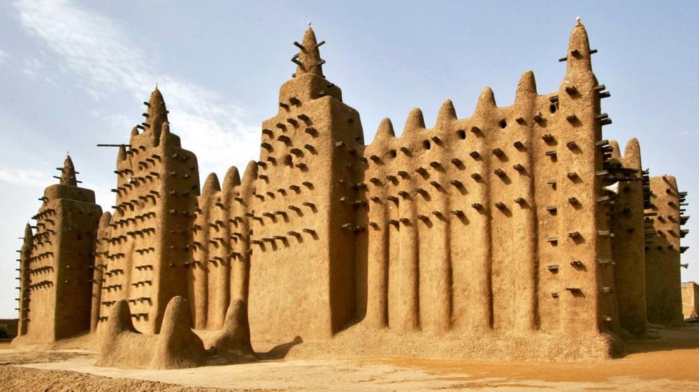 Дженненская соборная мечеть, Мали